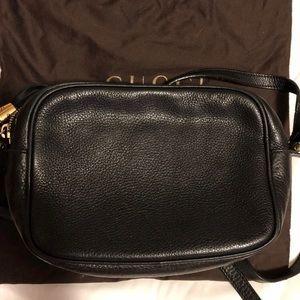 Gucci Bags - Gucci Crossbody Black
